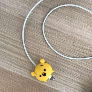 winnie the pooh cable protector