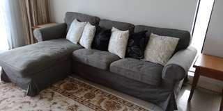 Erktop L-Shape Sofa
