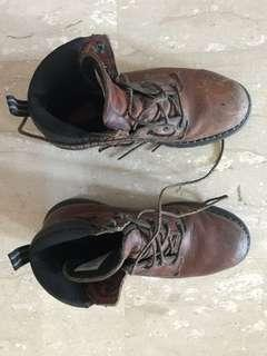 Redwing safety shoes boots EU38 UK5
