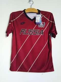 🚚 Lotto世界盃俄羅斯國家隊紀念衫