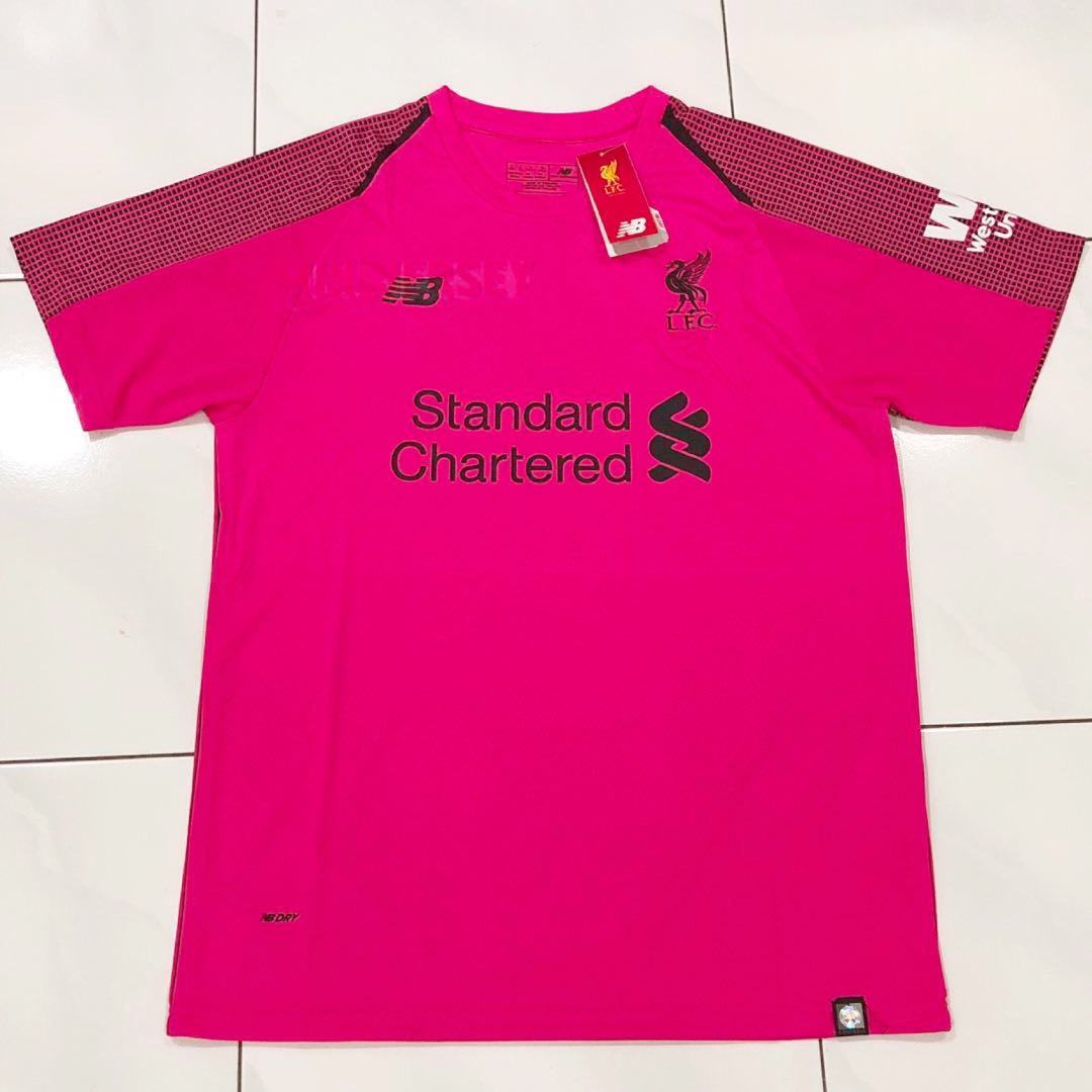 hot sale online d761e aebfb 18/19 Liverpool FC goalkeeper kits