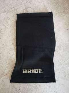 Black BRIDE Side Protection Pad