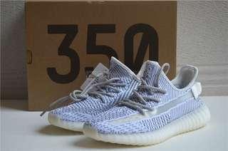 IN STOCK NEW UK 8.5 Adidas YEEZY 350 V2 Static