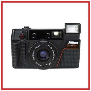 Nikon One Touch L35AF2 35mm Film Camera