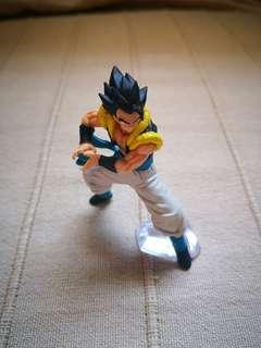 Gogeta Gashapon from Japan, Dragon ball