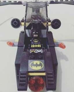 Batman's Batmobile Lego