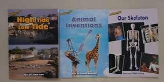 🚚 [Pre-loved] Reading Bees Early 1 Books