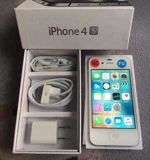 Iphone4s Factory Unlocked