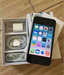 Iphone4g Factory Unlocked