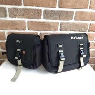 Kriega R8 Motorcycle Pouch Bag Fannypack