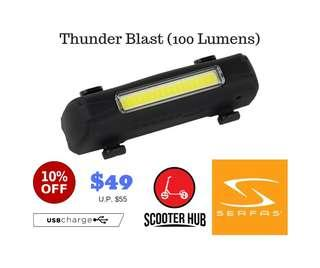 Thunder Blast 100 Lumens