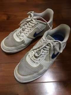 Nike Air Force x clot 紅藍 陰陽 us9.5