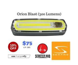 Orion Blast 300 Lumens
