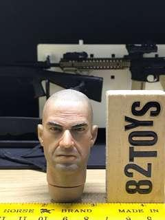 1/6th scale PlayHouse - Head sculpture