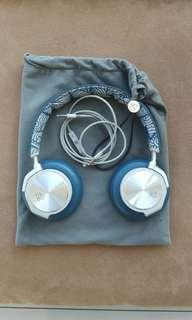 B&O H6 Blue Headphone LIMITED EDITION Complete AUTHENTIC