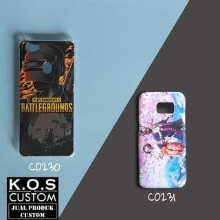 Custom Case 3D Game PUBG Hardcase Bestseller