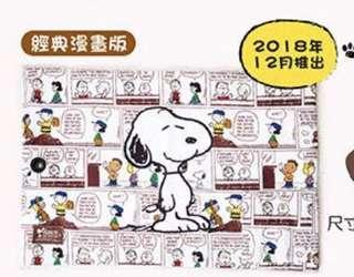 鴻福堂 x Snoopy 餐墊 (經典漫畫版)