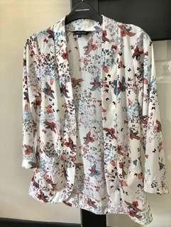 New Look Floral Kimono