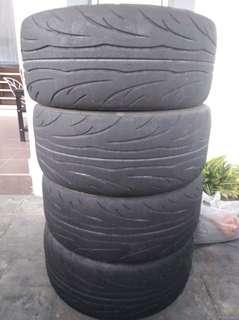 Nankang NS-2r Tyres