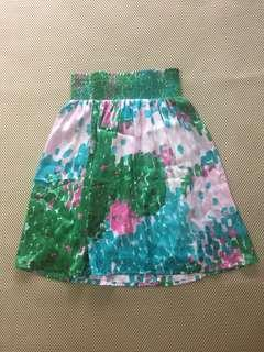 🚚 絲質兩穿春夏裙
