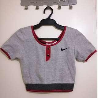 Nike Sportswear Fitted Crop Top