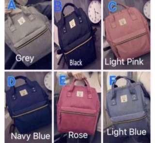 Anello Bag Backpack LARGE