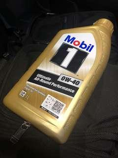 Mobil 1 0W-40 Engine Oil