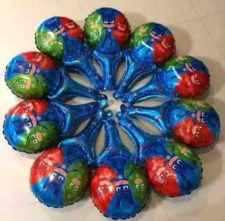 Balloons PJ MASKS