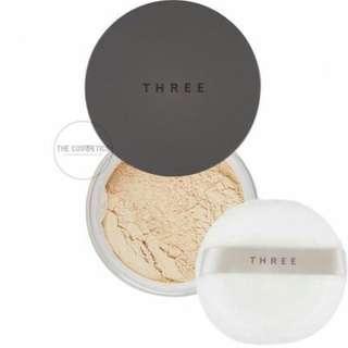 ThreeUltimate diaphanous loose powder