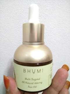 BHUMI FACE OIL