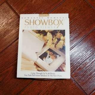 結婚賀禮之選 Showbox Photo Viewer 浪漫相架/簿(瑞士製)