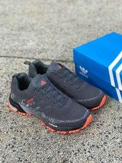 🍁🍁NEW STOCK🍁🍁  Adidas Hiker Dark Gray Orange
