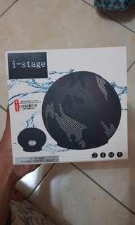 iStage Bluetooth Speaker