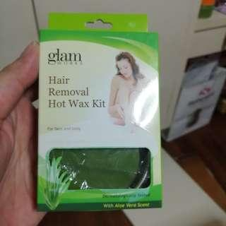 Glam Hair Removal Hot wax