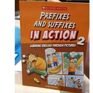Scholastic Prefixes and Suffixes in Action 2