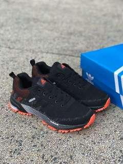 🍁🍁NEW STOCK🍁🍁  Adidas Hiker Black Orange