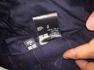Formal pants checkered