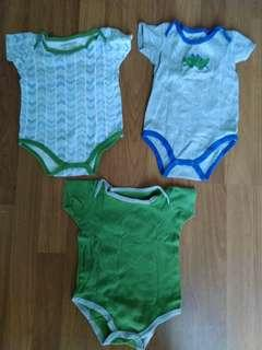 Baby Rompers (3pcs)