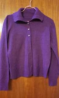 ❣️ 浪漫紫 針織冷外套 Romantic Purple knitted sweater