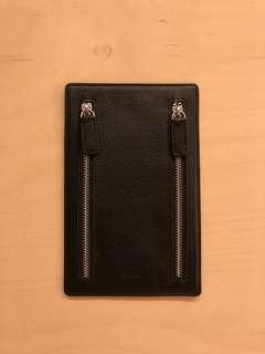 BALLY leather travel multi-currency wallet 真皮旅行銀包