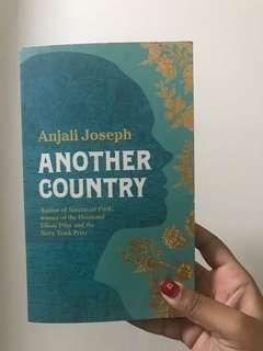 Another country by Anjali Joseph (fiction)