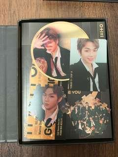 Wannaone I promise you full Daniel set