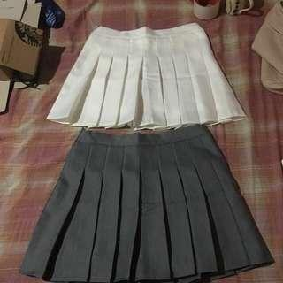 Tennis skirt high quality with inner shorts
