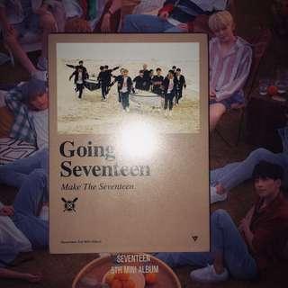 Going Seventeen Make The Seventeen Ver.