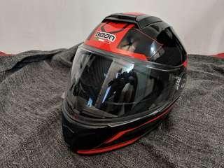 Beon ST-09 Force Helmet Modular Flip-up