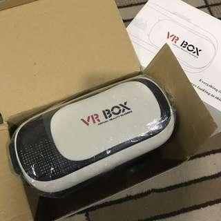 VR BOX. Virtual Reality Glasses