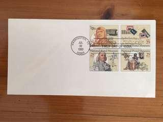 USA First Day Cover