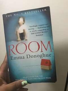 Room by Emma Donoghue (man booker prize shortlist, fiction)