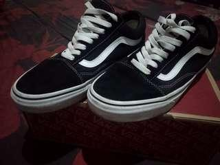 VANS Old school Balck white