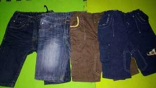 Boys Shorts Bundle